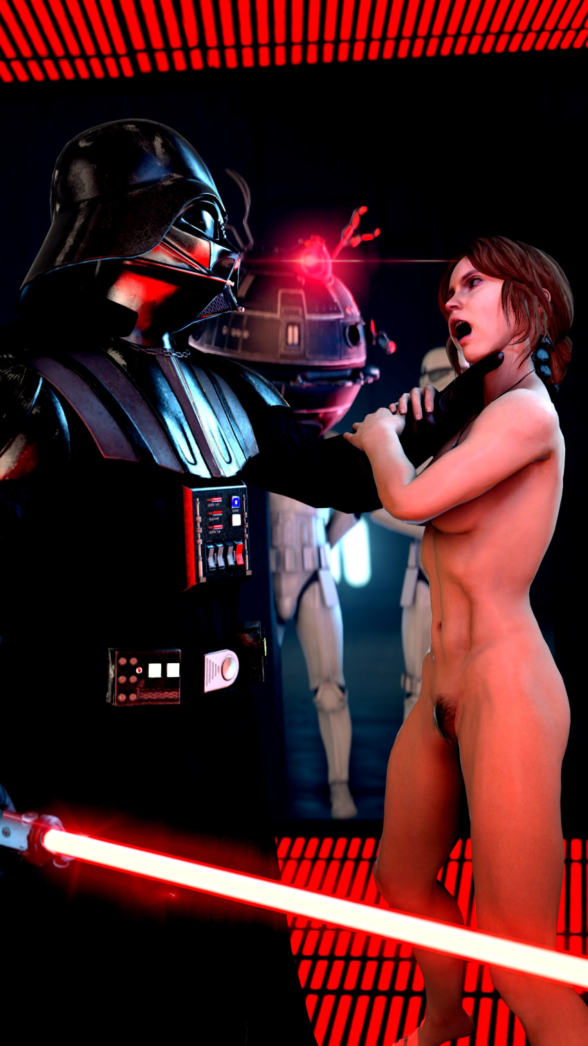 star wars one rogue naked Let's fall in love the ero manga