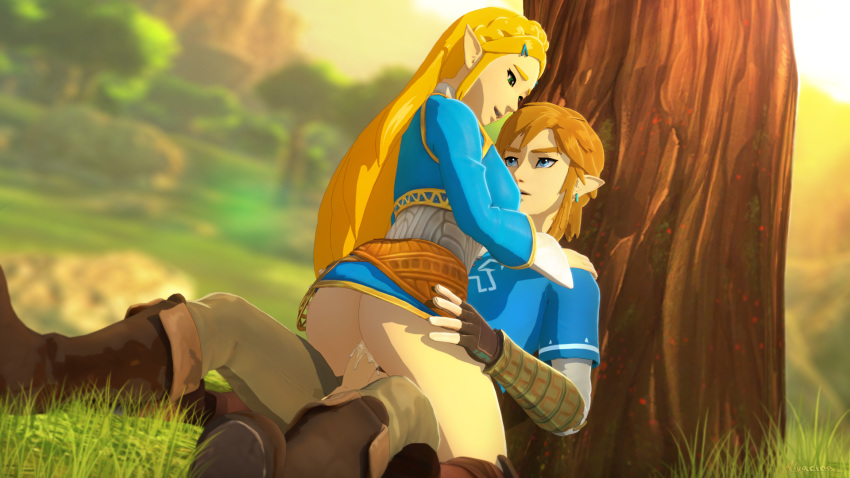 trap the of link breath wild Dead or alive female characters