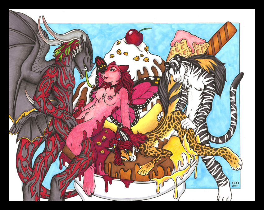 pink crossover elephants on parade Sonia my time at portia