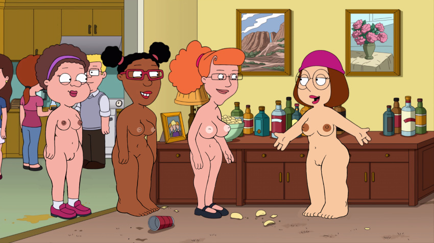 family guy louis naked from Dirty paws my werewolf boyfriend