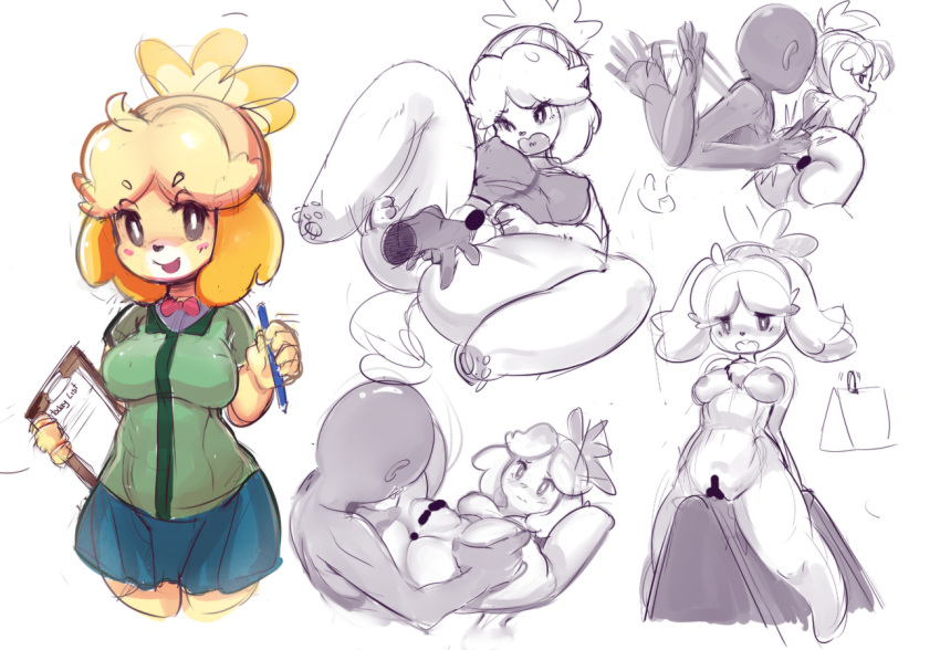 from how is animal old crossing isabelle Final fantasy 9 gimme cat