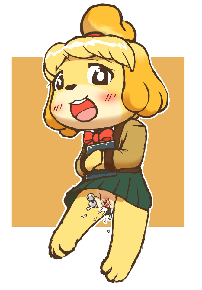 from old how is crossing isabelle animal Panty and stocking with garterbelt nudity